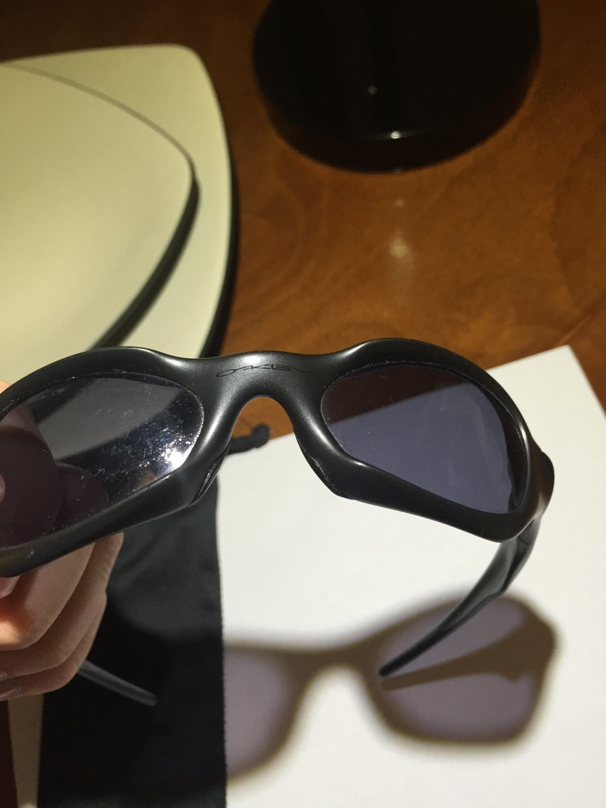 Recovered my beloved first pair of Oakleys - IMG_4816.JPG