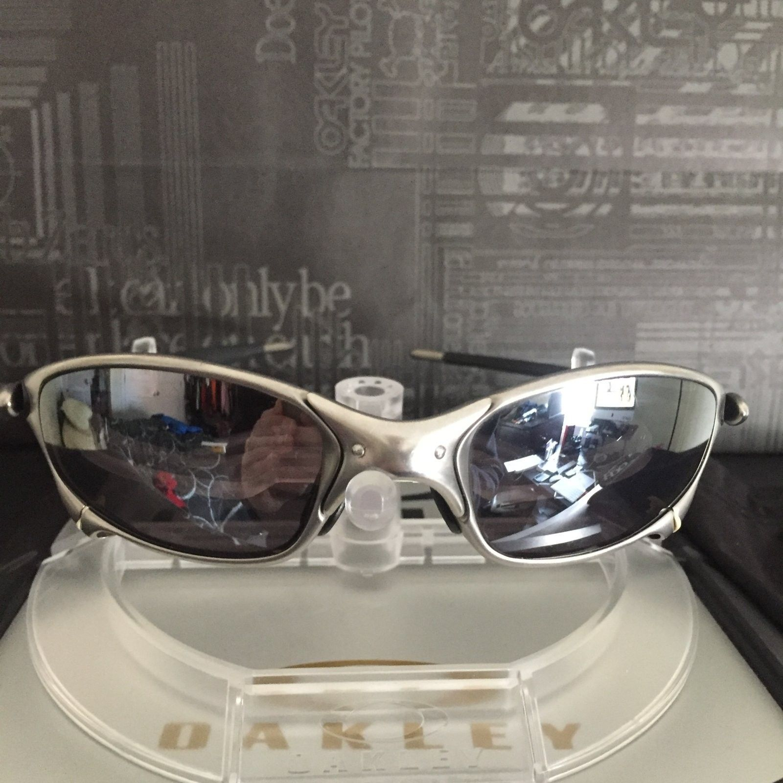oakley juliet plasma good price - IMG_4926.JPG
