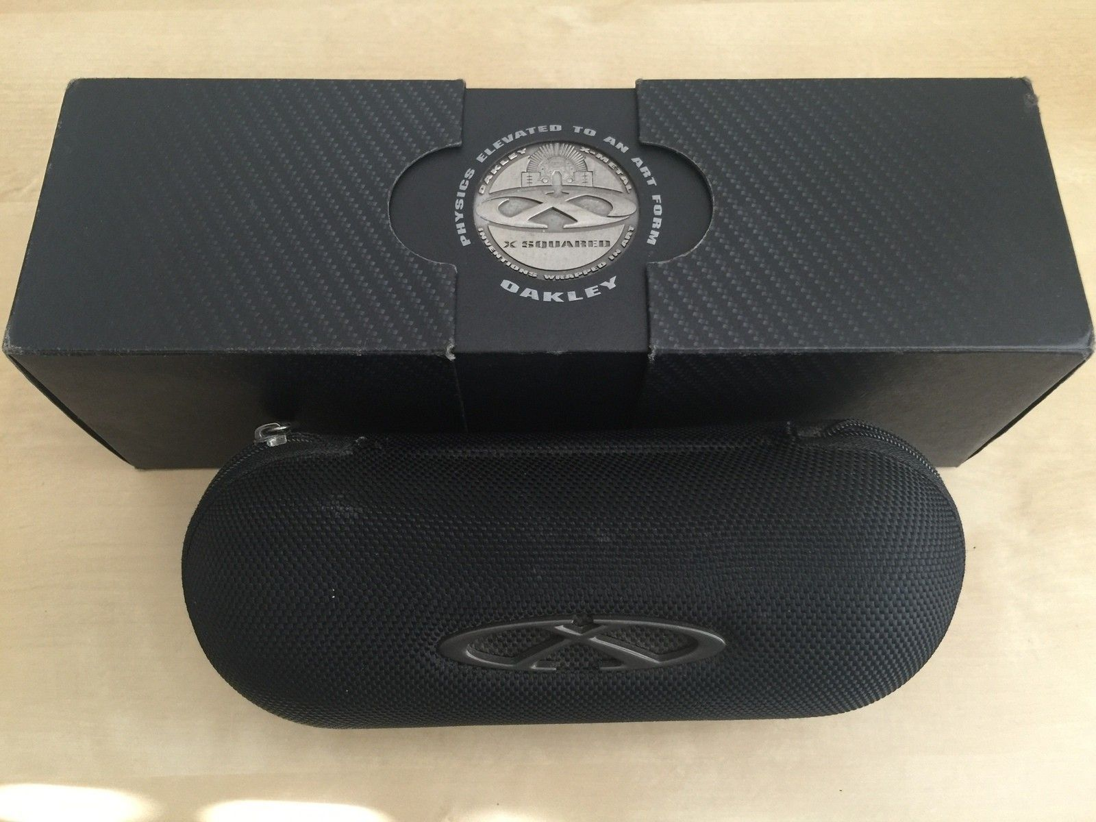 XS Polished with Chrome Polars (mint) with bonus OEM Slate lenses - $550 Shipped - IMG_4927.JPG