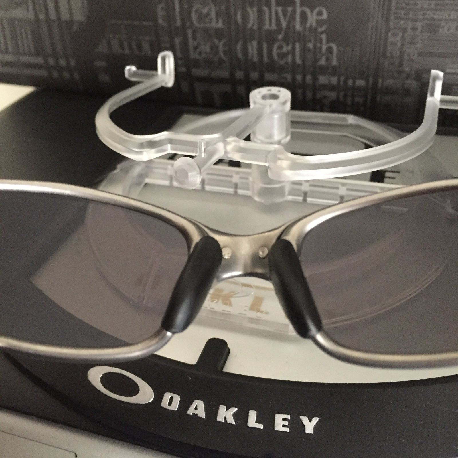 oakley juliet plasma good price - IMG_4928.JPG