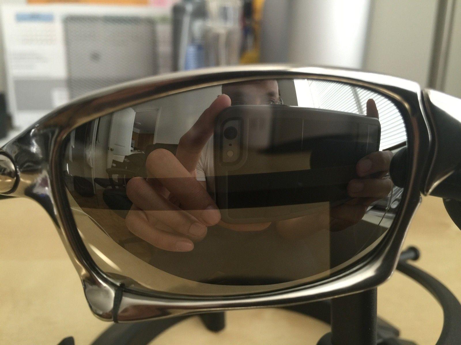 XS Polished with Chrome Polars (mint) with bonus OEM Slate lenses - $550 Shipped - IMG_4929.JPG