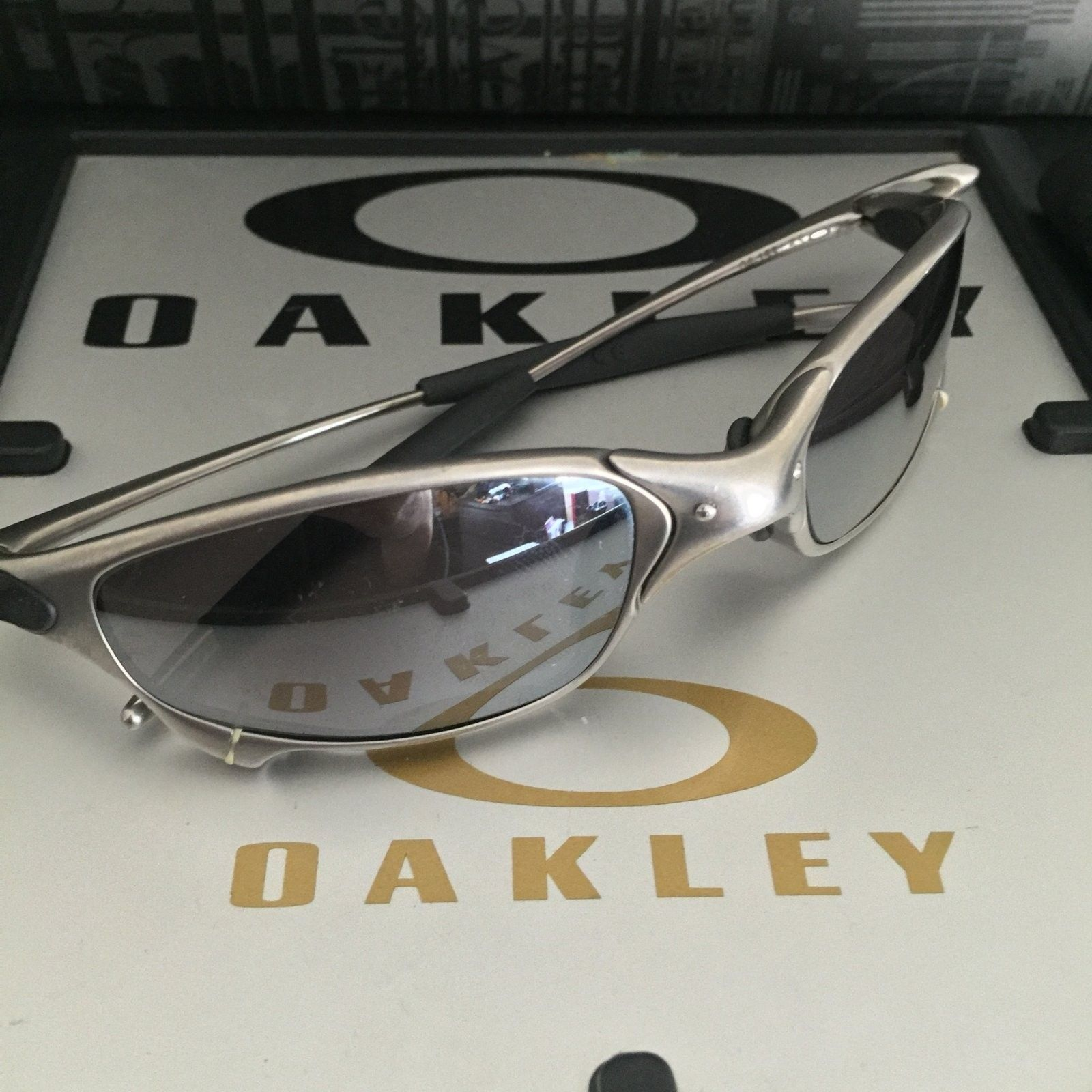 oakley juliet plasma good price - IMG_4929.JPG