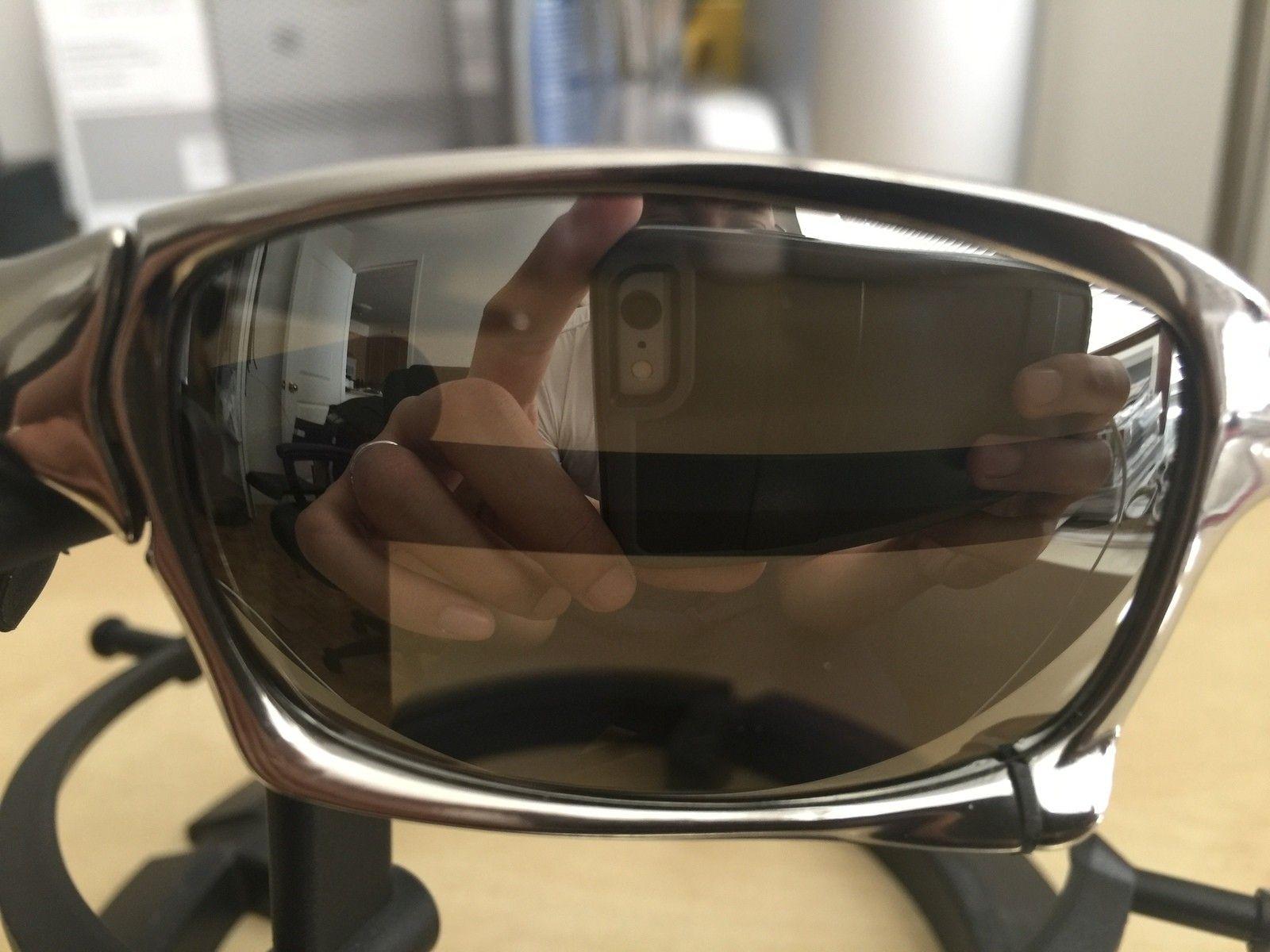XS Polished with Chrome Polars (mint) with bonus OEM Slate lenses - $550 Shipped - IMG_4930.JPG
