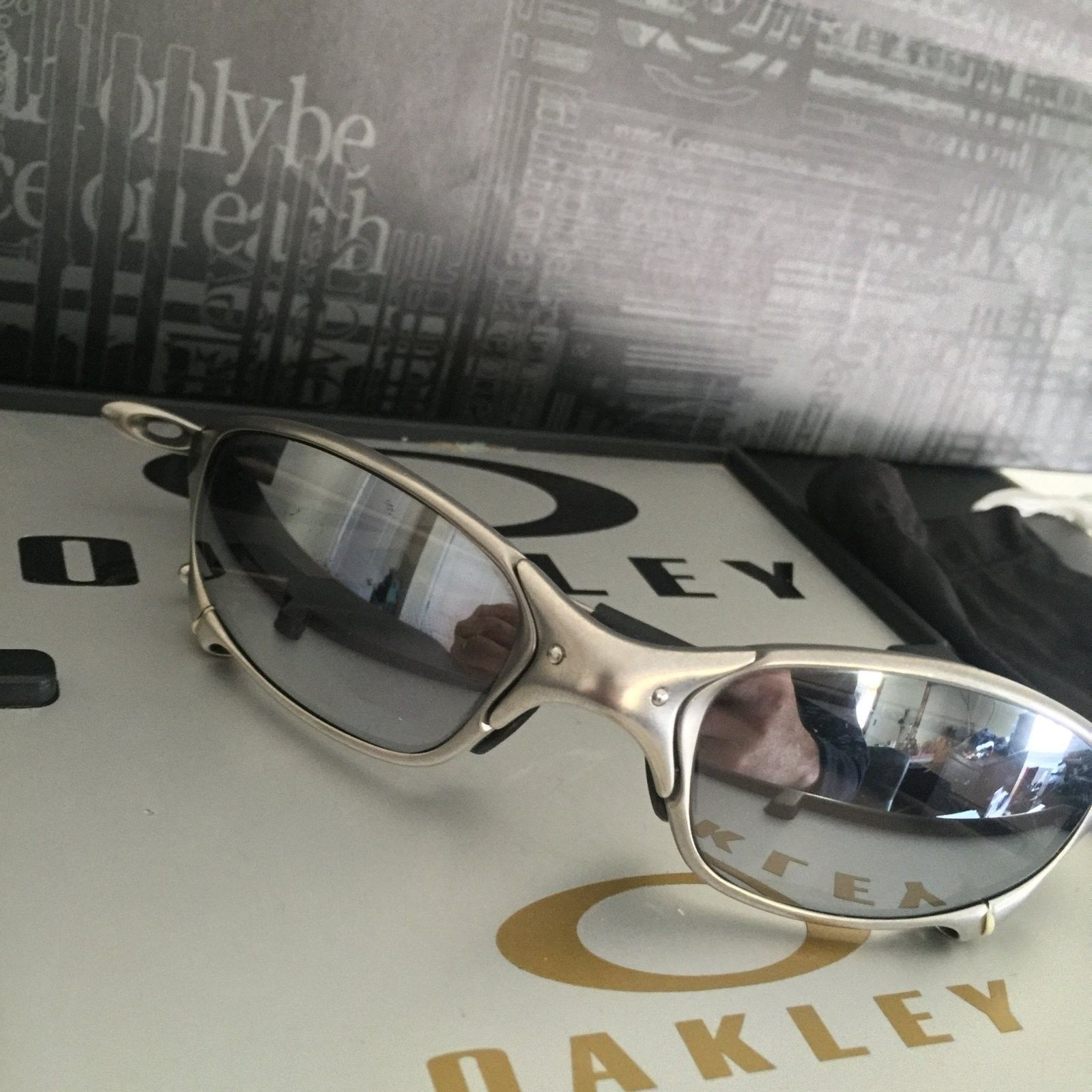 oakley juliet plasma good price - IMG_4930.JPG