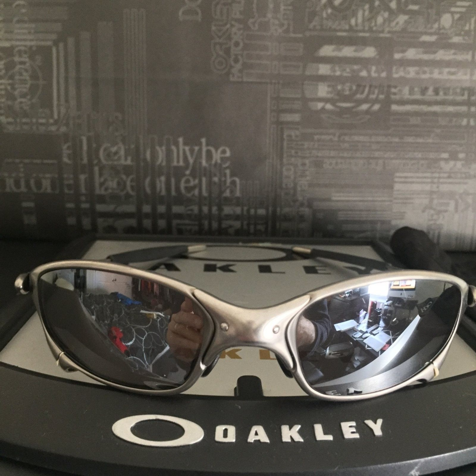 oakley juliet plasma good price - IMG_4932.JPG