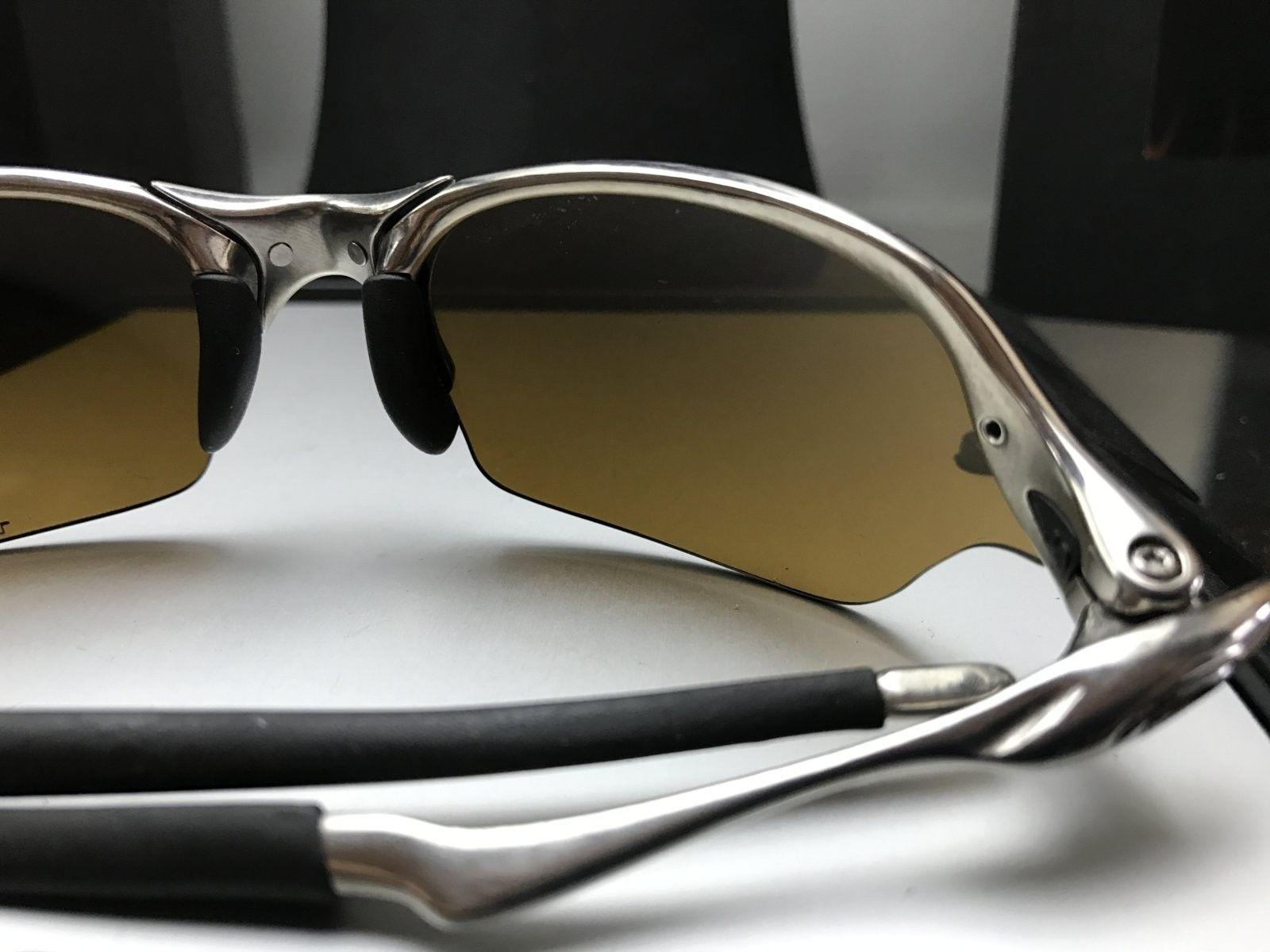 oakley romeo 2 titanium