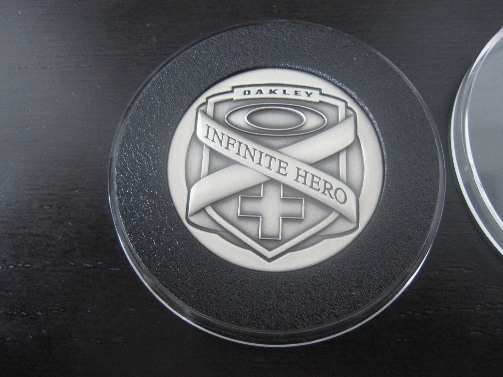 BNIB Infinite Hero coin - GONE - IMG_4958.JPG