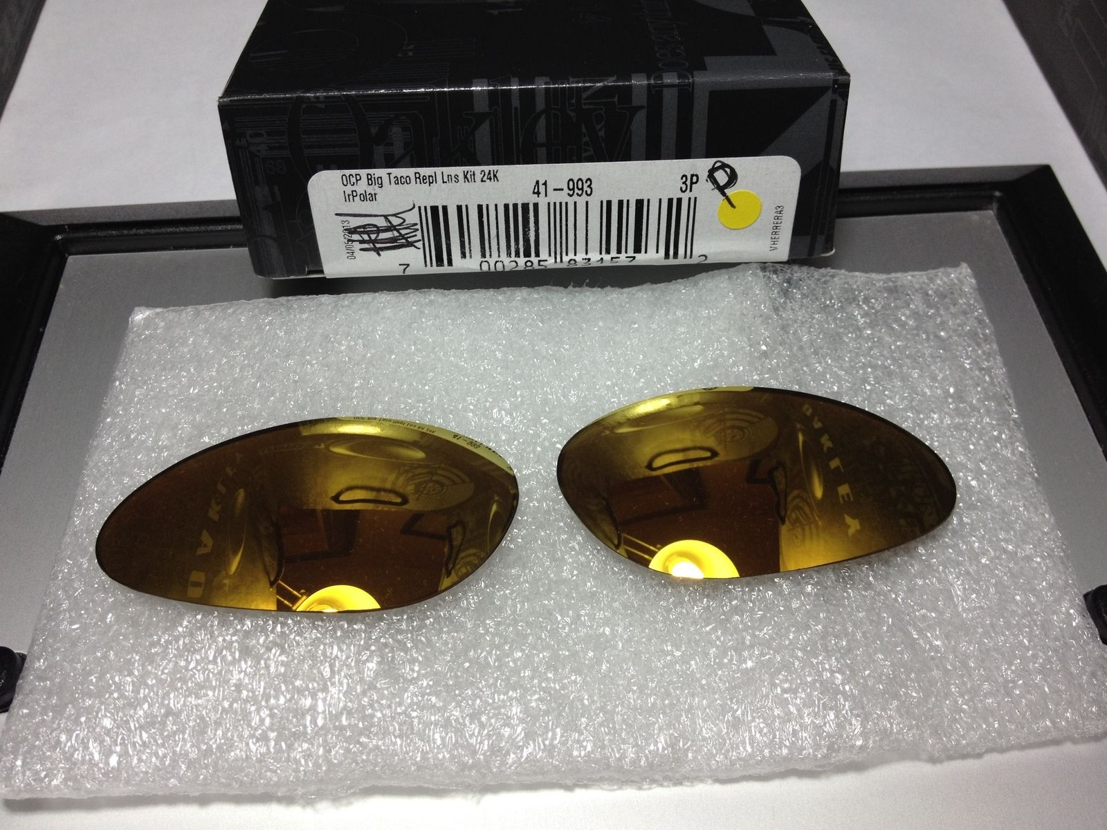Custom Cut Penny BIP And 24k Polar - IMG_4982.JPG