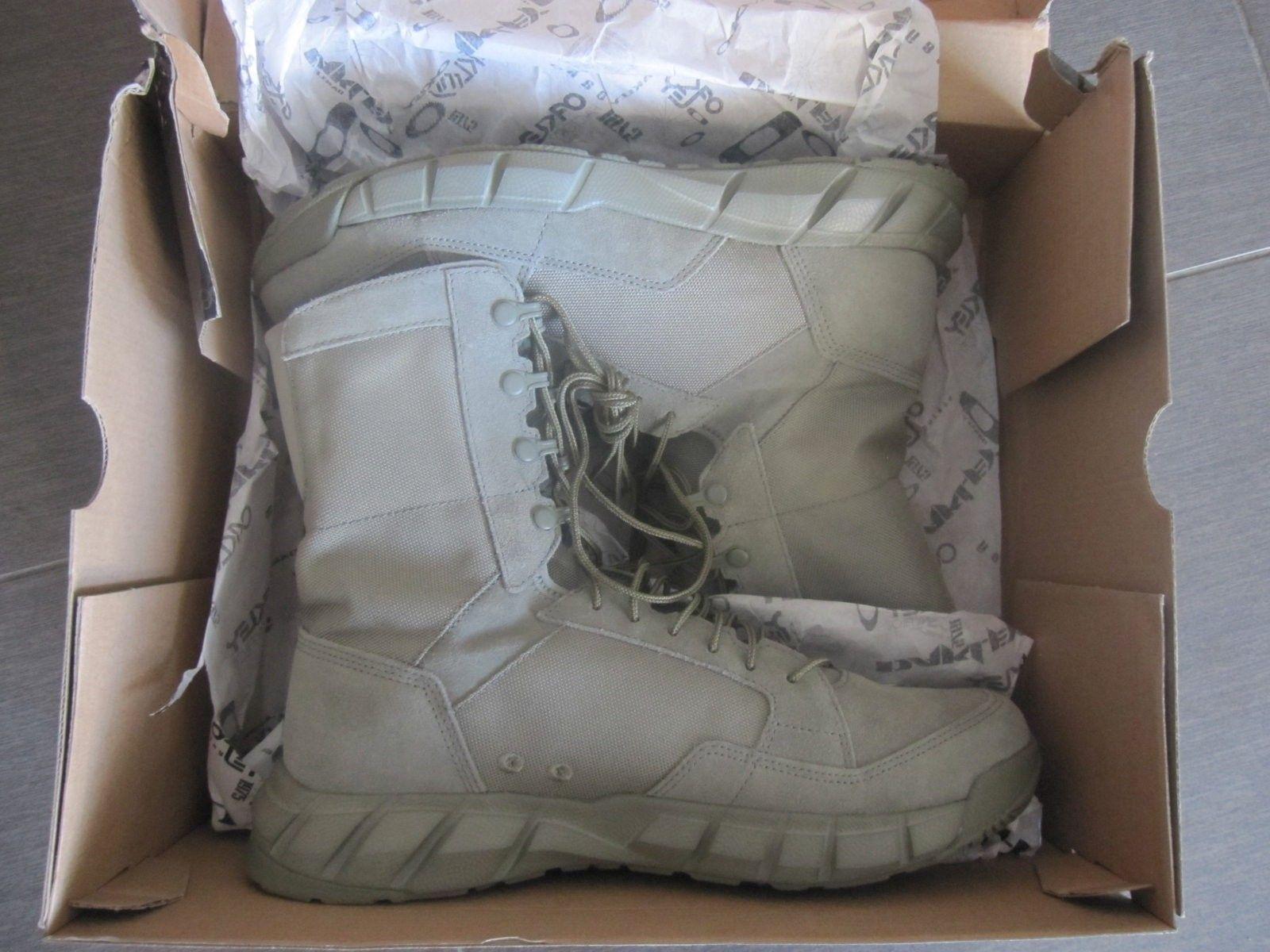 BNIB Light Assault Boots II - Size 10, color Sage Green Air Force - IMG_5033.JPG