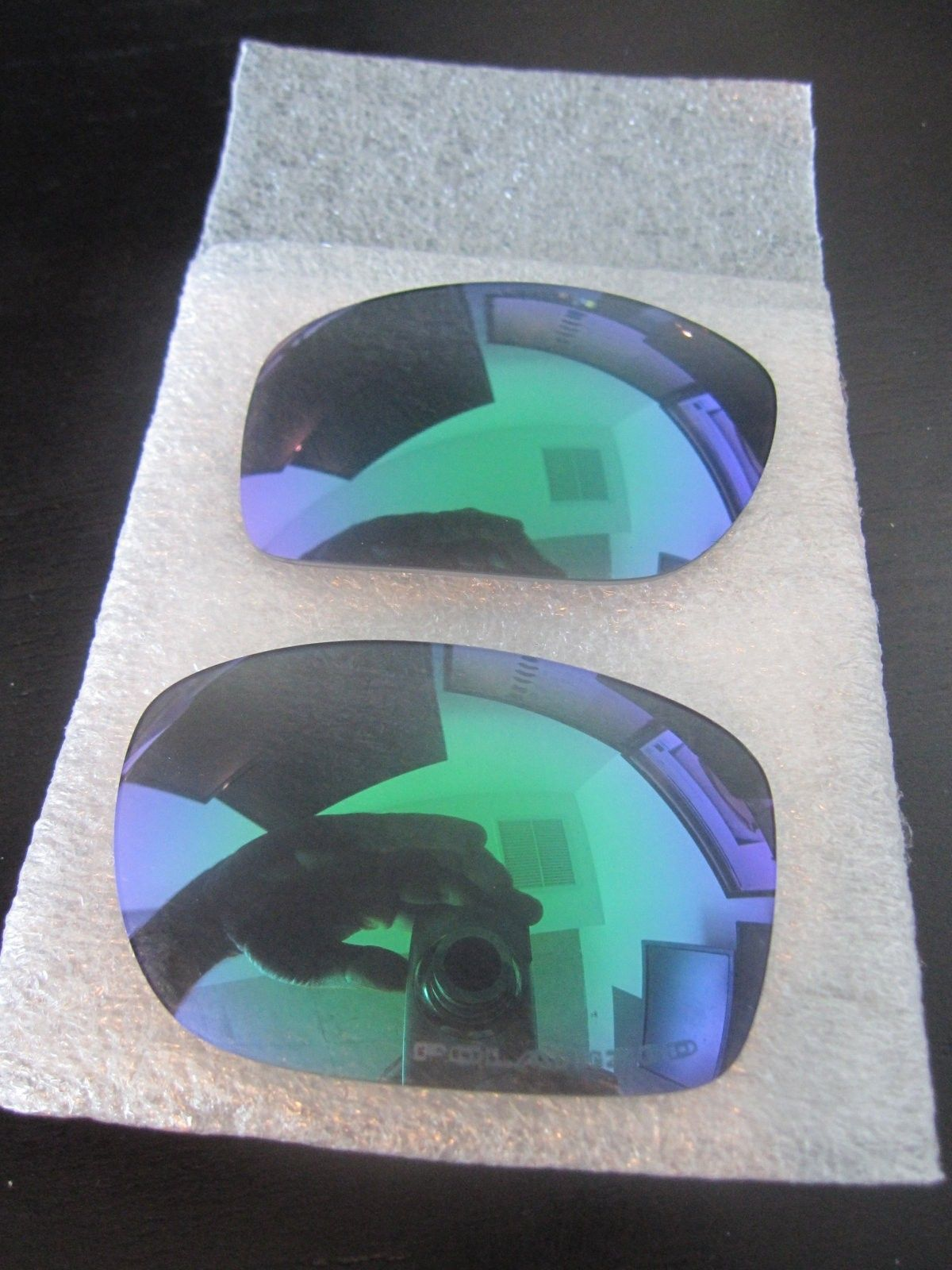 New with defects OEM Canteen lenses - Jade polarized - IMG_5049.JPG