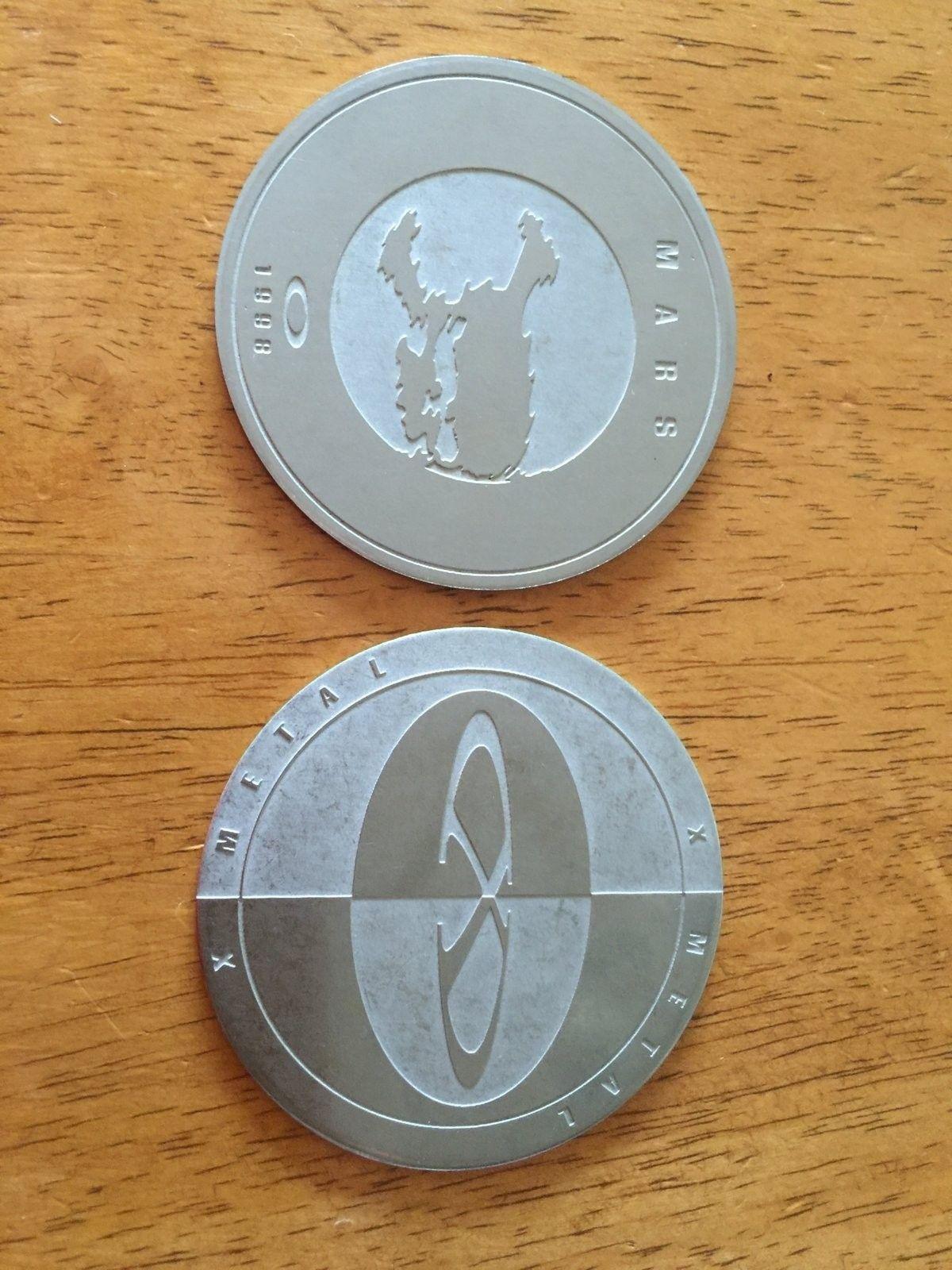 Romeo  and Mars coins - IMG_5065.JPG