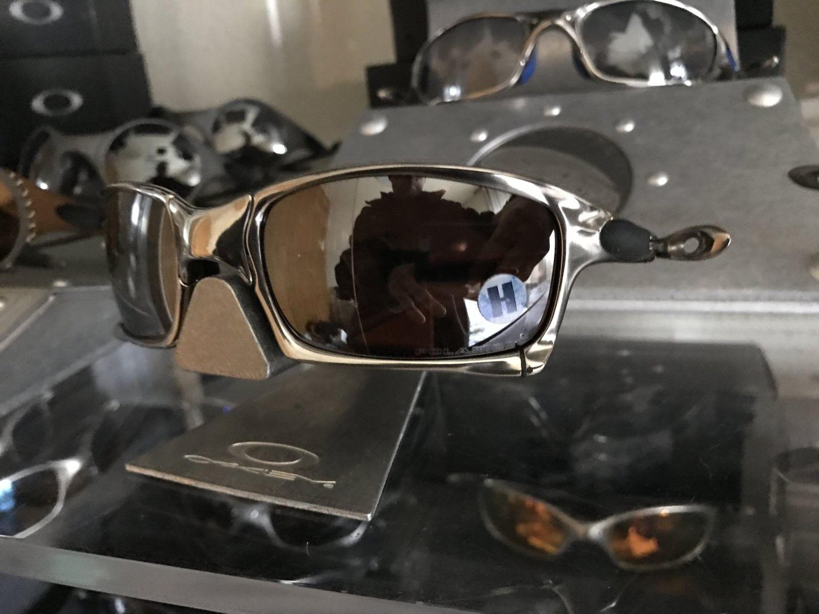 More metals: HalX (sold), LNIB juliet Ducati, bnib Xsquared polished vr28 - IMG_5107.JPG