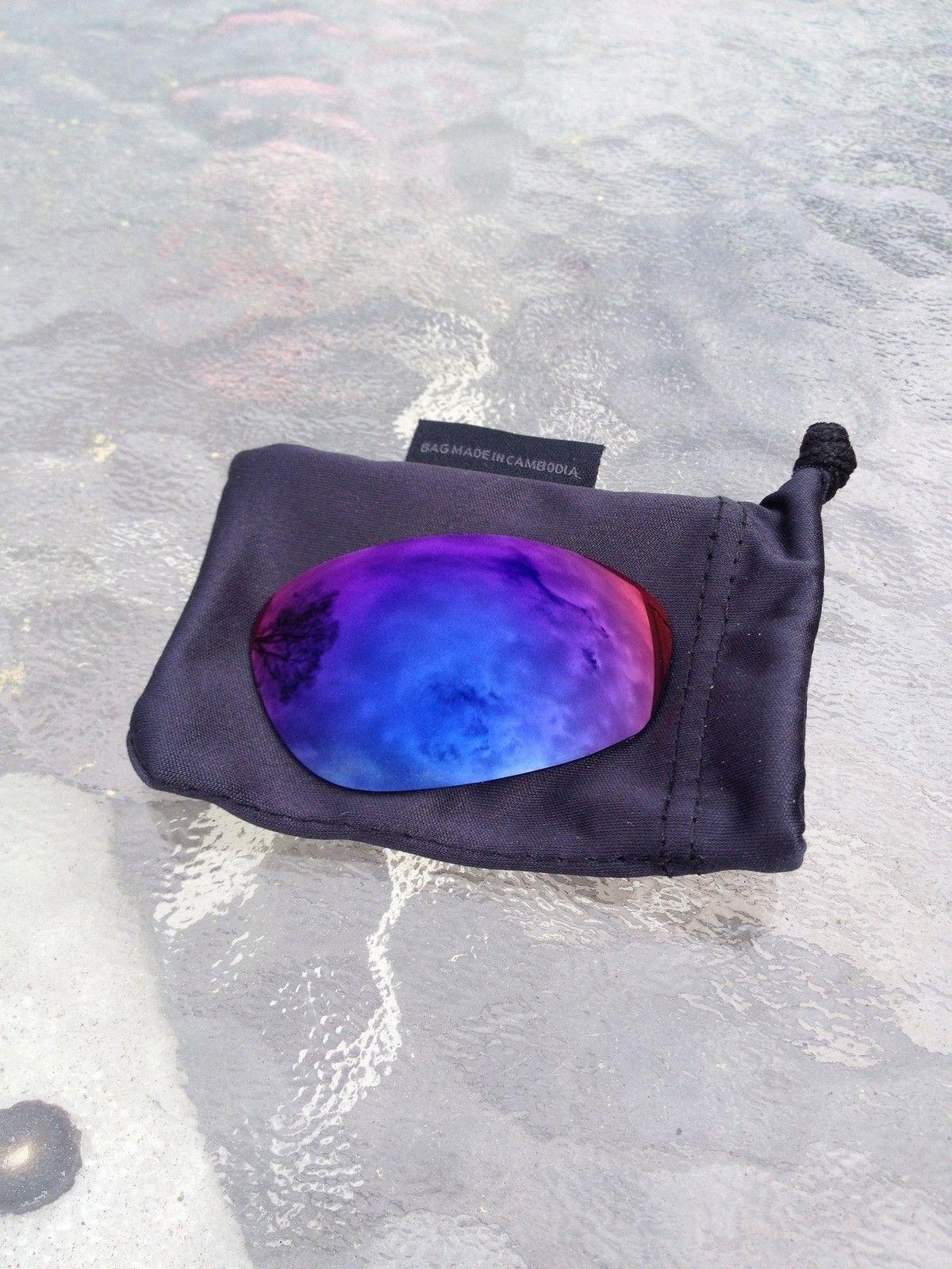 Custom XX Pos Red Lenses, Fresh Cut From Oakley Fast Jacket - IMG_5117.jpg