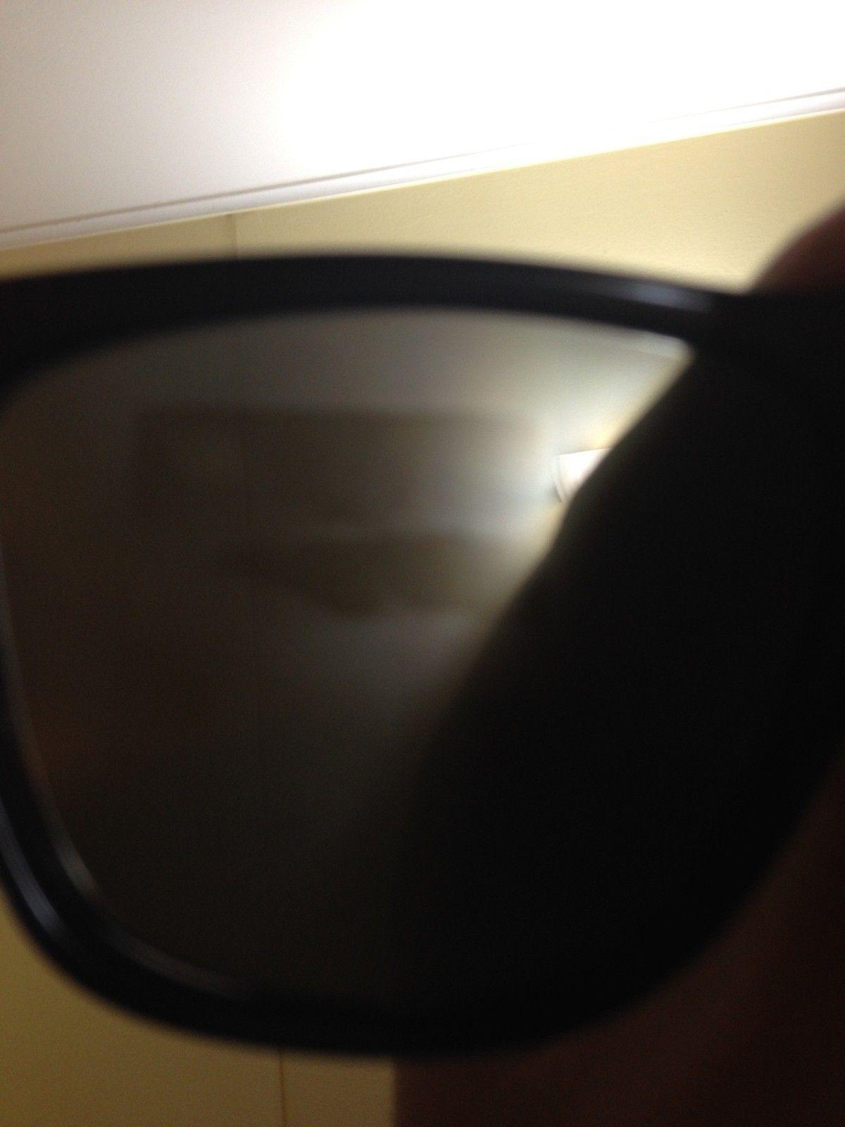 Strange Rectangular shapes on Frogskins Polarized Lenses - IMG_5130.jpg