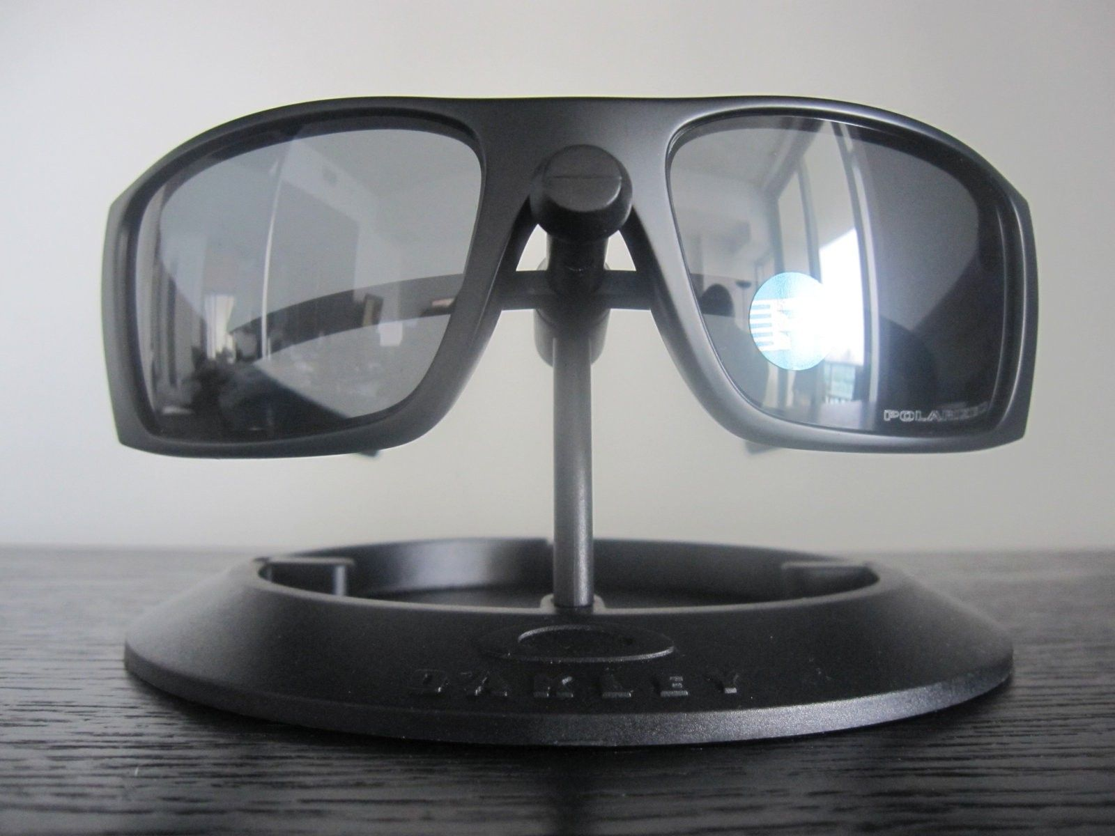 BNIB Fuel Cell Matte Black/Grey Polarized - SKU 9096-05 - IMG_5173.JPG