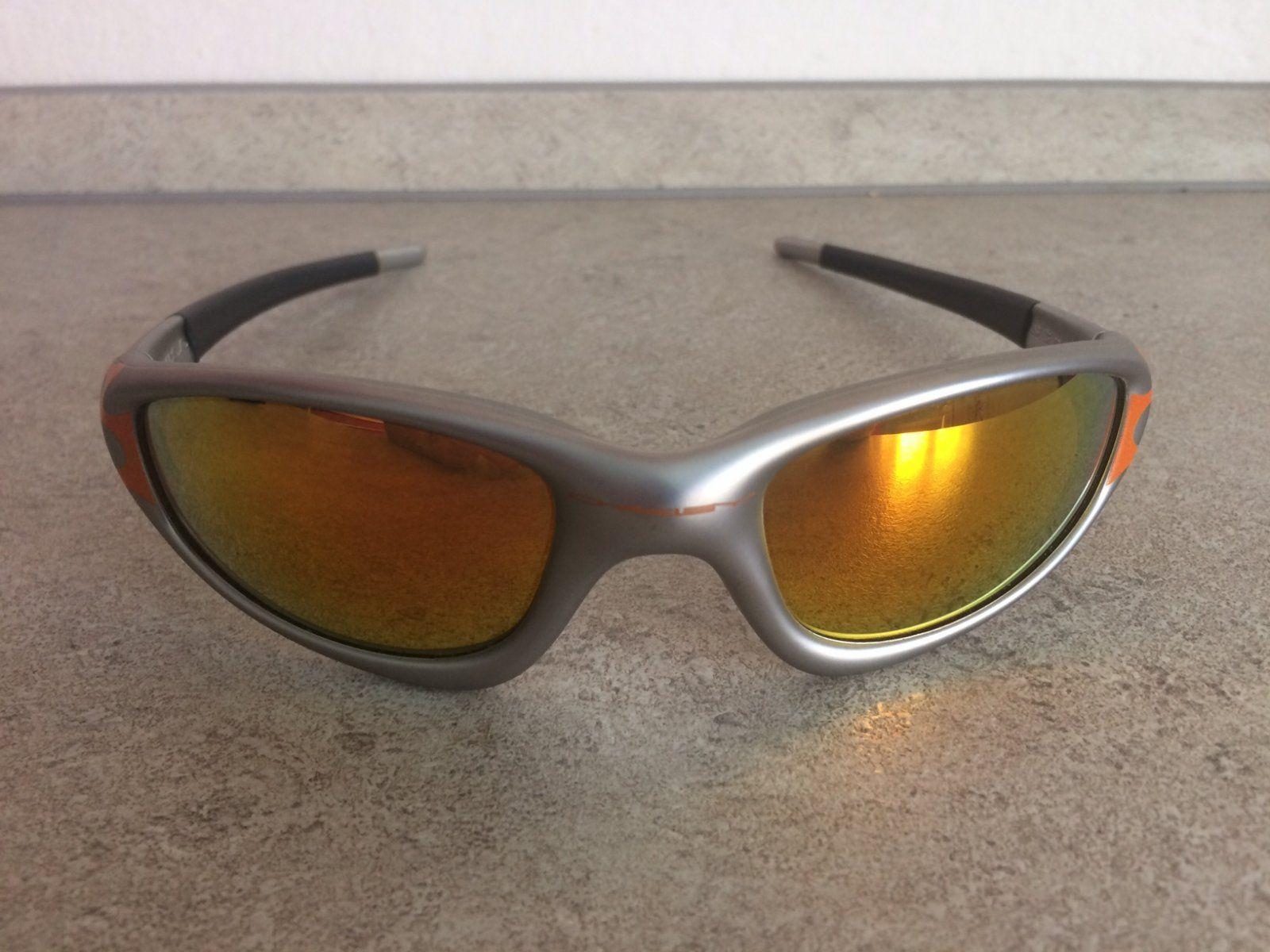 e8bb79e535c Oakley Straight Jacket Flame Fire Iridium - IMG 5401.JPG