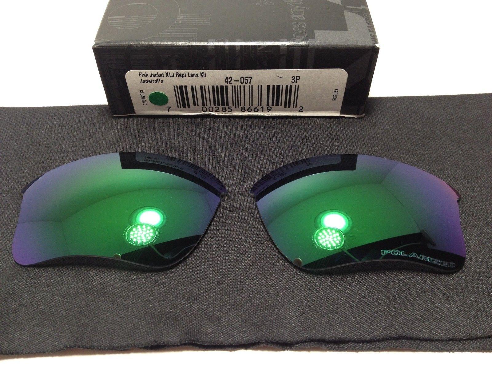 Jade Polarized FJ XLJ Lenses For Juliet Or Penny Custom Cuts $135 Ea - IMG_5460.JPG
