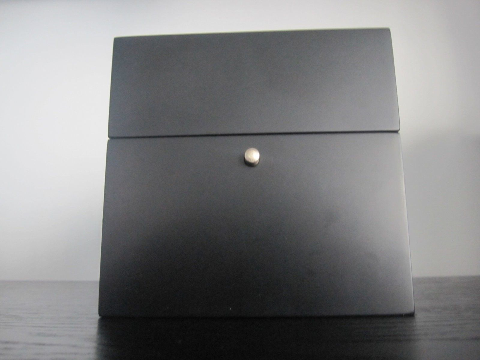 MM deluxe wooden box (with the watch instruments coin on top) - IMG_5477.JPG