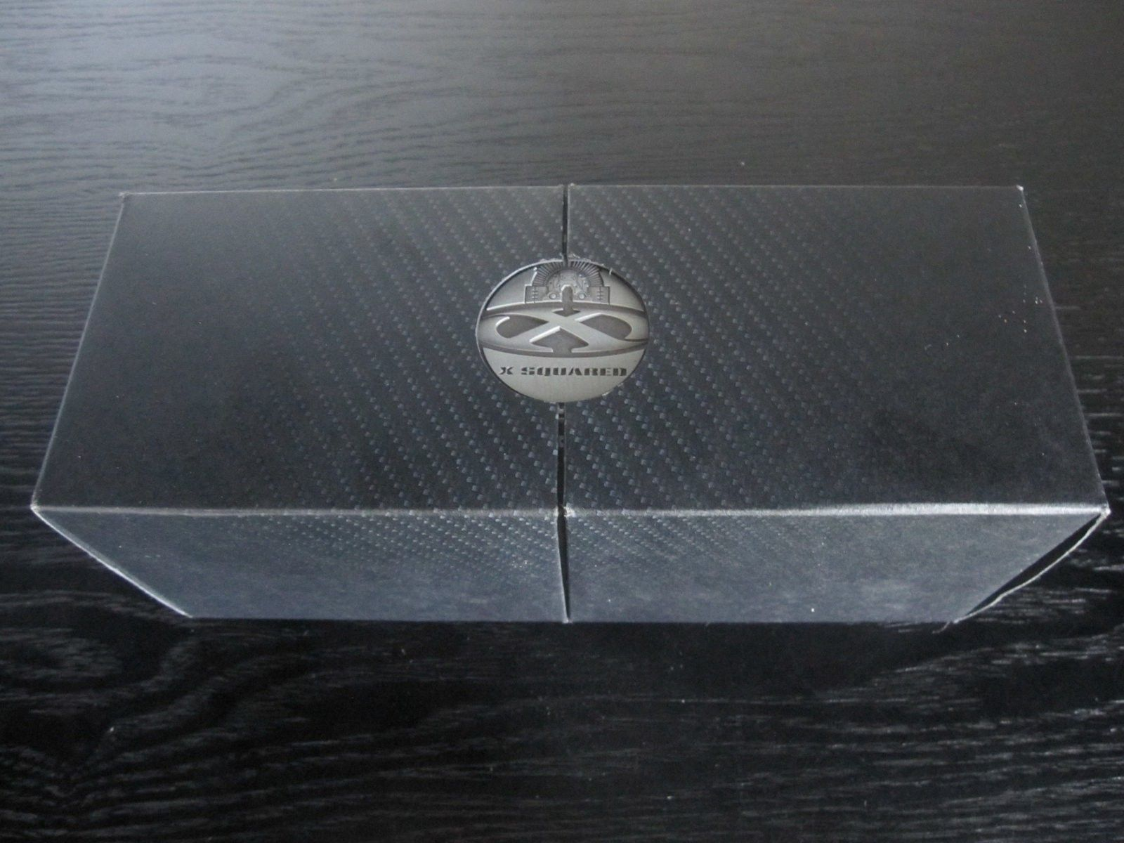 Box & coin for XS OO BIP - sku # 6011-08 - *** $70 *** - IMG_5544.JPG
