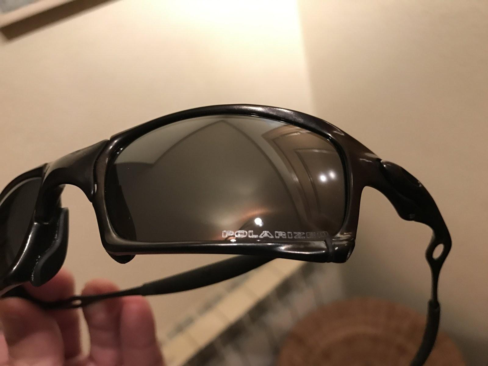 149ca5ea70 Oakley Polarized X Squared Polished Carbon Black Iridium « Heritage ...