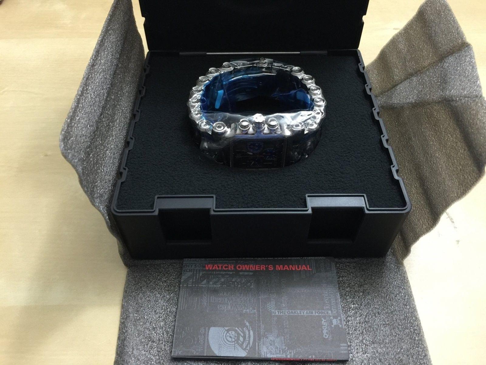 BNIB Polished Blue Minute Machine - GONE - IMG_5567.JPG