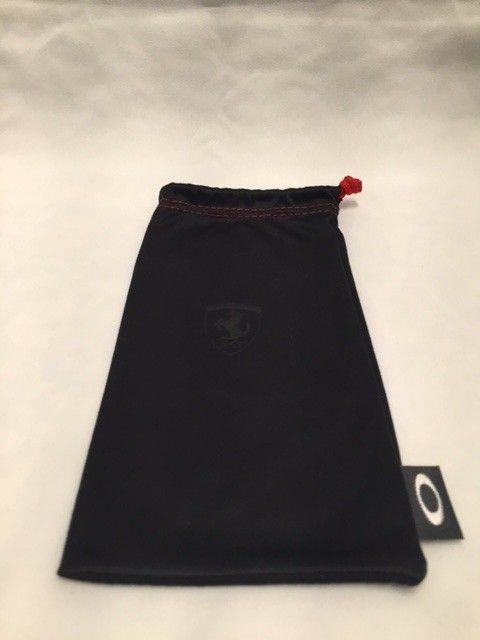 Ferrari Microfiber Cloth Bag *SOLD* - IMG_5568.jpg