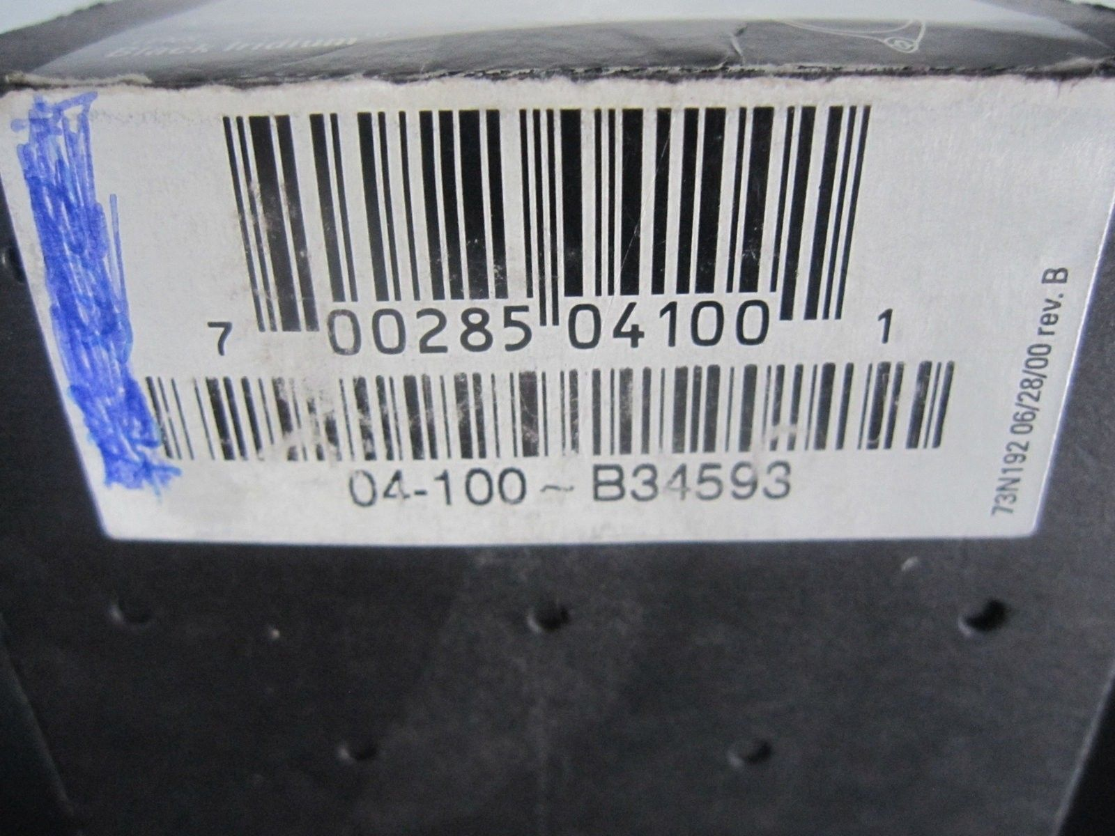 Box for Romeo 1 XM/Black Iridium - $85 - IMG_5615.JPG