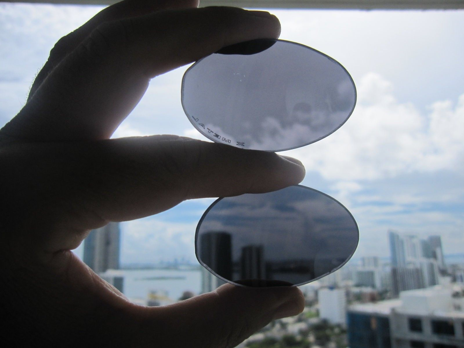 R1 OEM BI lenses - No stress cracks - GONE - IMG_5626.JPG