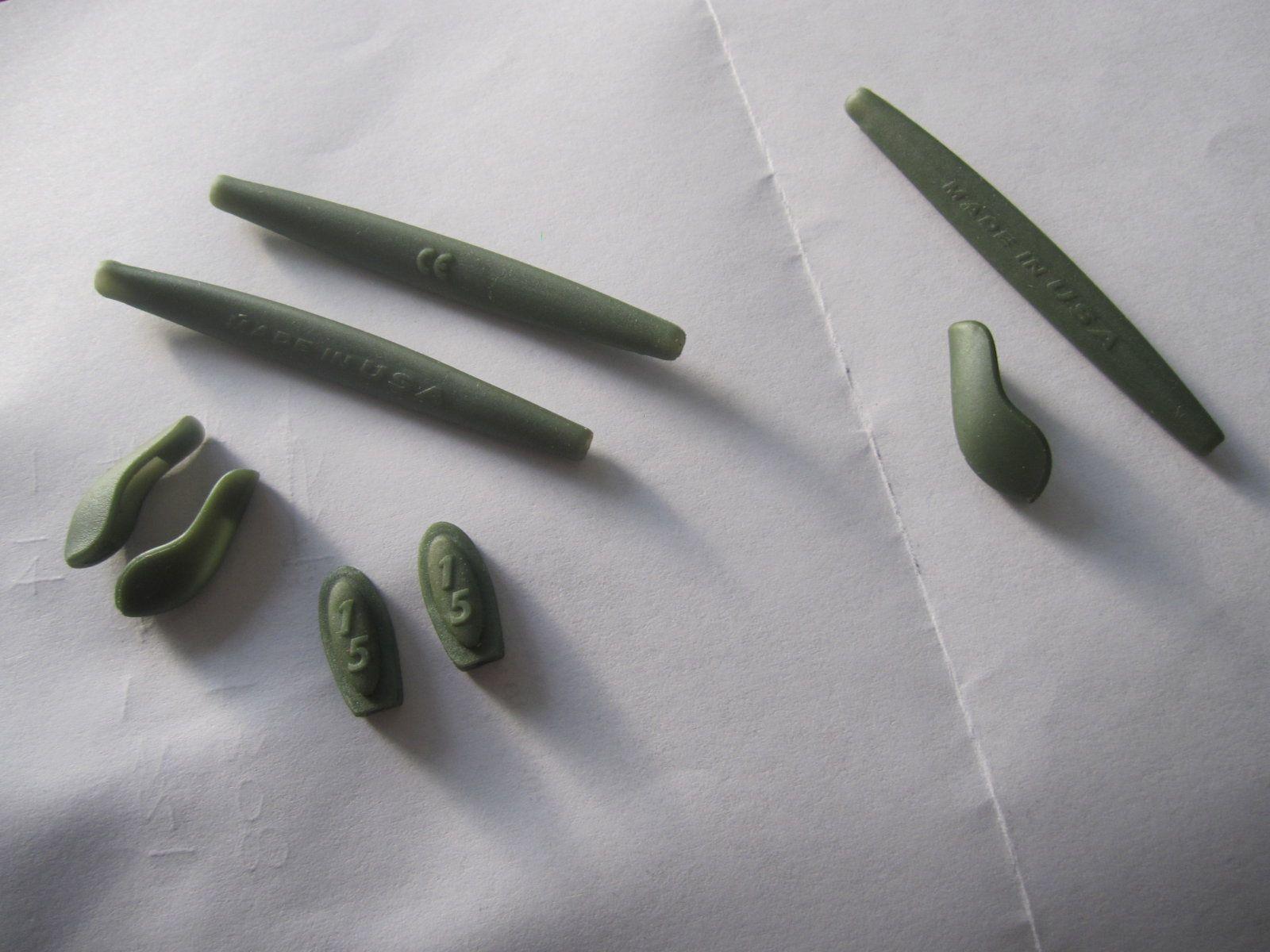 Green OEM Ichiro rubber - IMG_5853.JPG