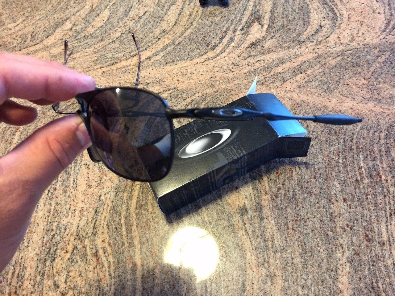 Crosshair - Matte Black/Black Iridium Sunglasses - IMG_5856.JPG