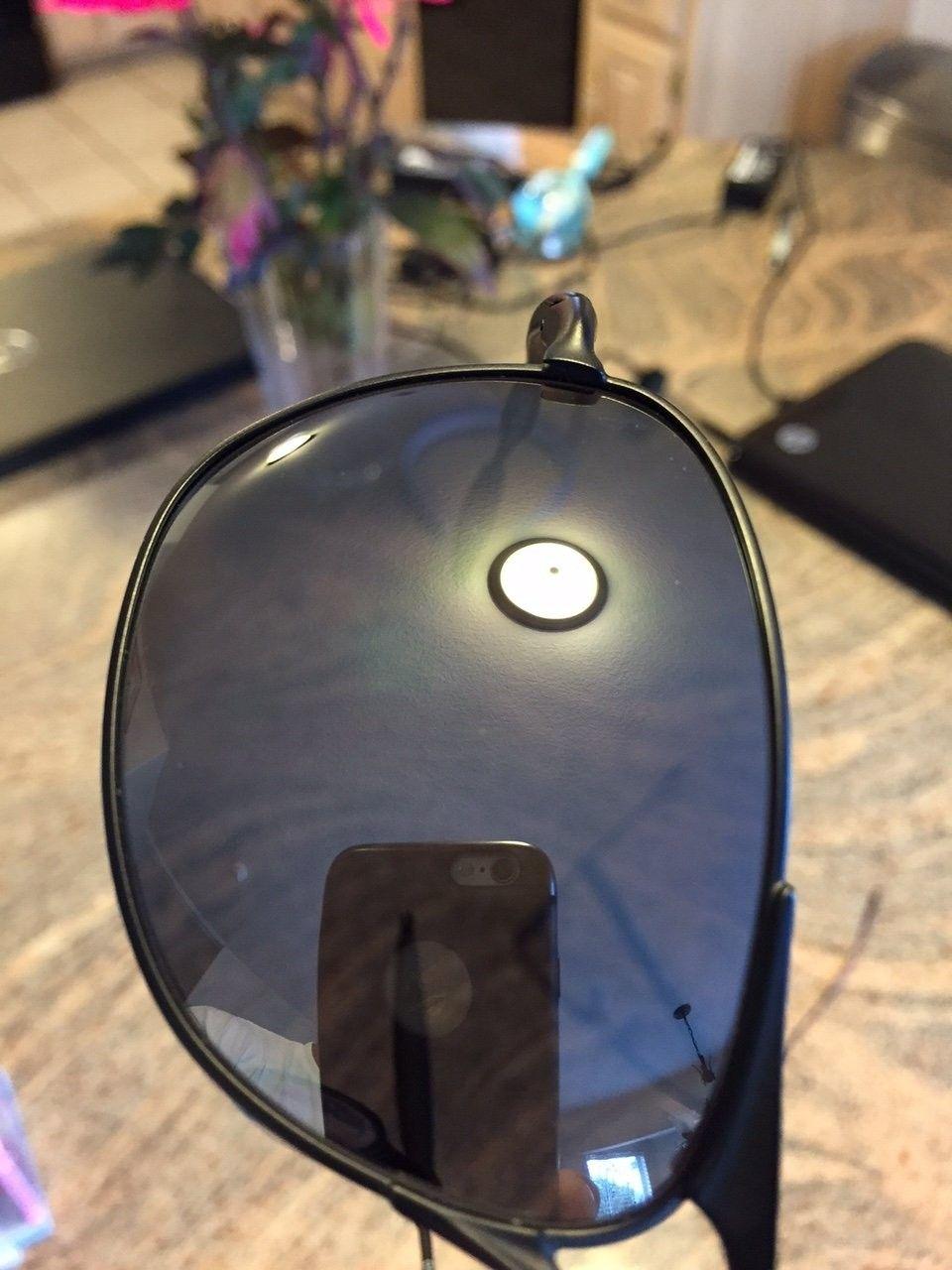 Crosshair - Matte Black/Black Iridium Sunglasses - IMG_5860.JPG