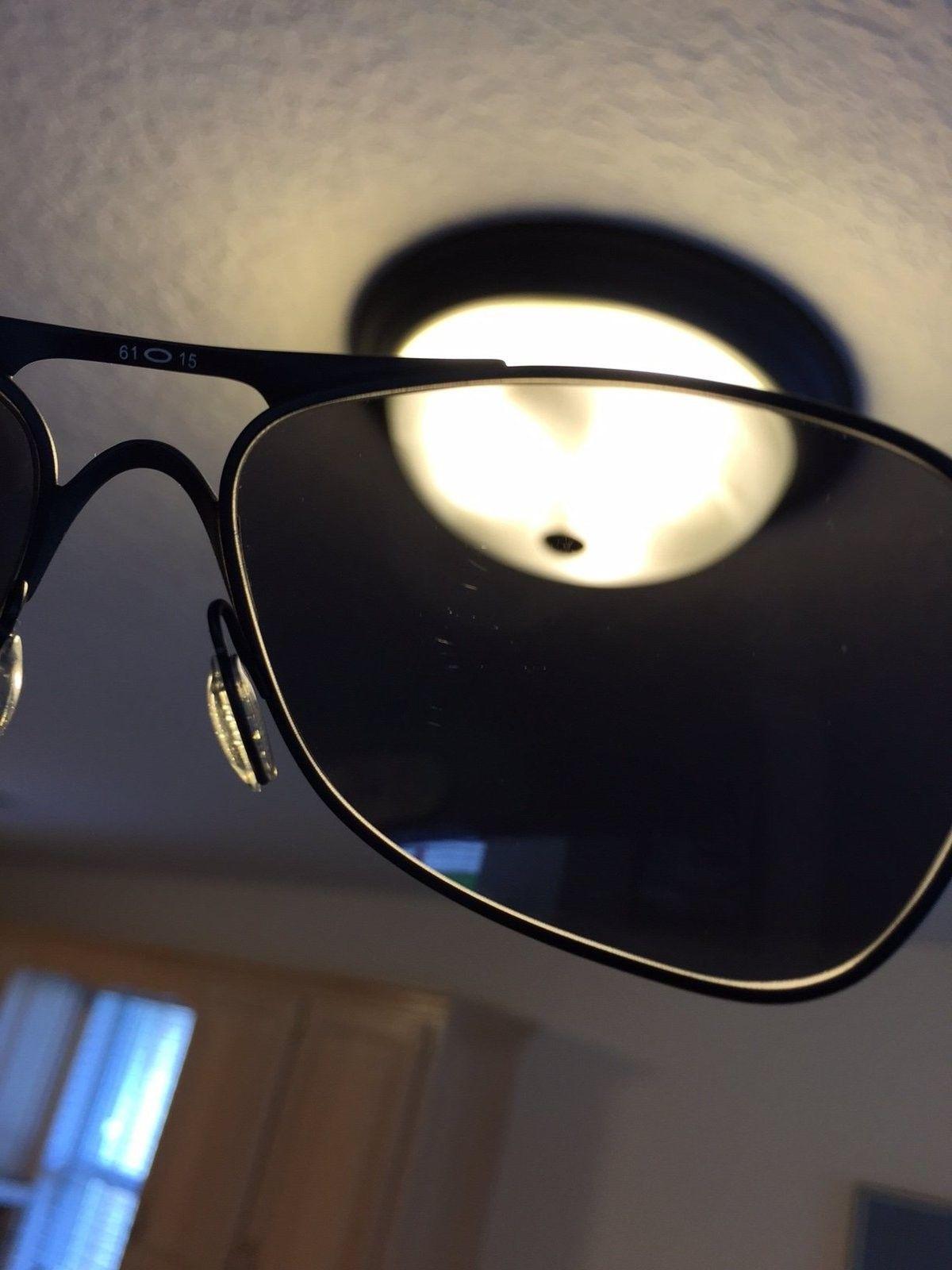 Crosshair - Matte Black/Black Iridium Sunglasses - IMG_5865.JPG