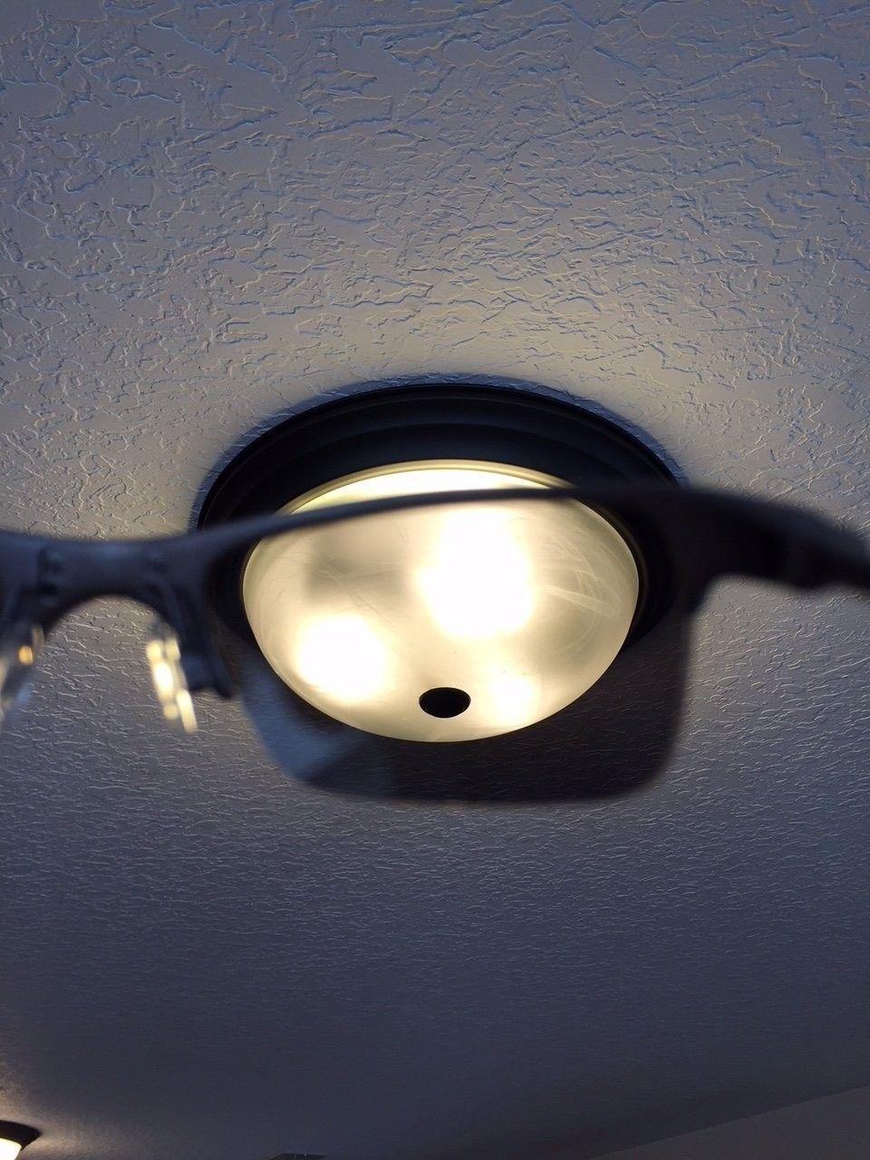 Oakley Razrwire Sunglasses. Pewter W/Black Iridium. - IMG_5876.JPG