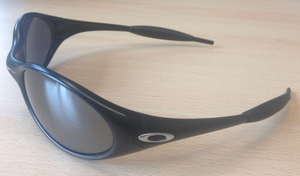 """Oakley Eye Jacket """"New"""" Black / Black iridium - IMG_5958_zps1c6vpxkb.jpg"""