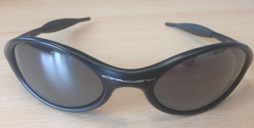 """Oakley Eye Jacket """"New"""" Black / Black iridium - IMG_5959_zpsxo7fkqli.jpg"""