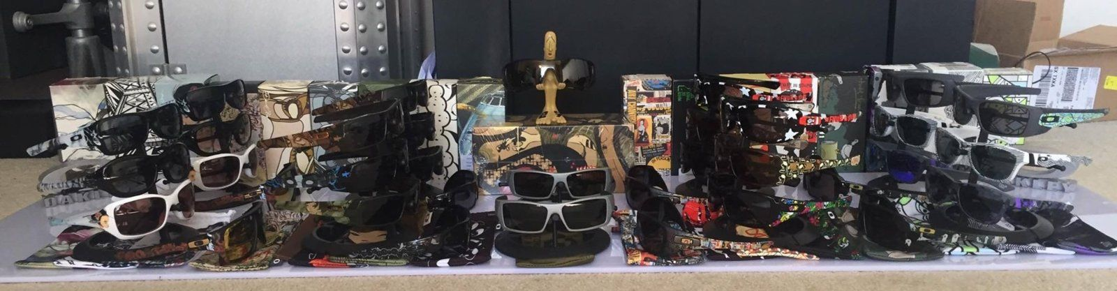 List Of Rarest Non Frogskin Oakleys With As Many Pictures