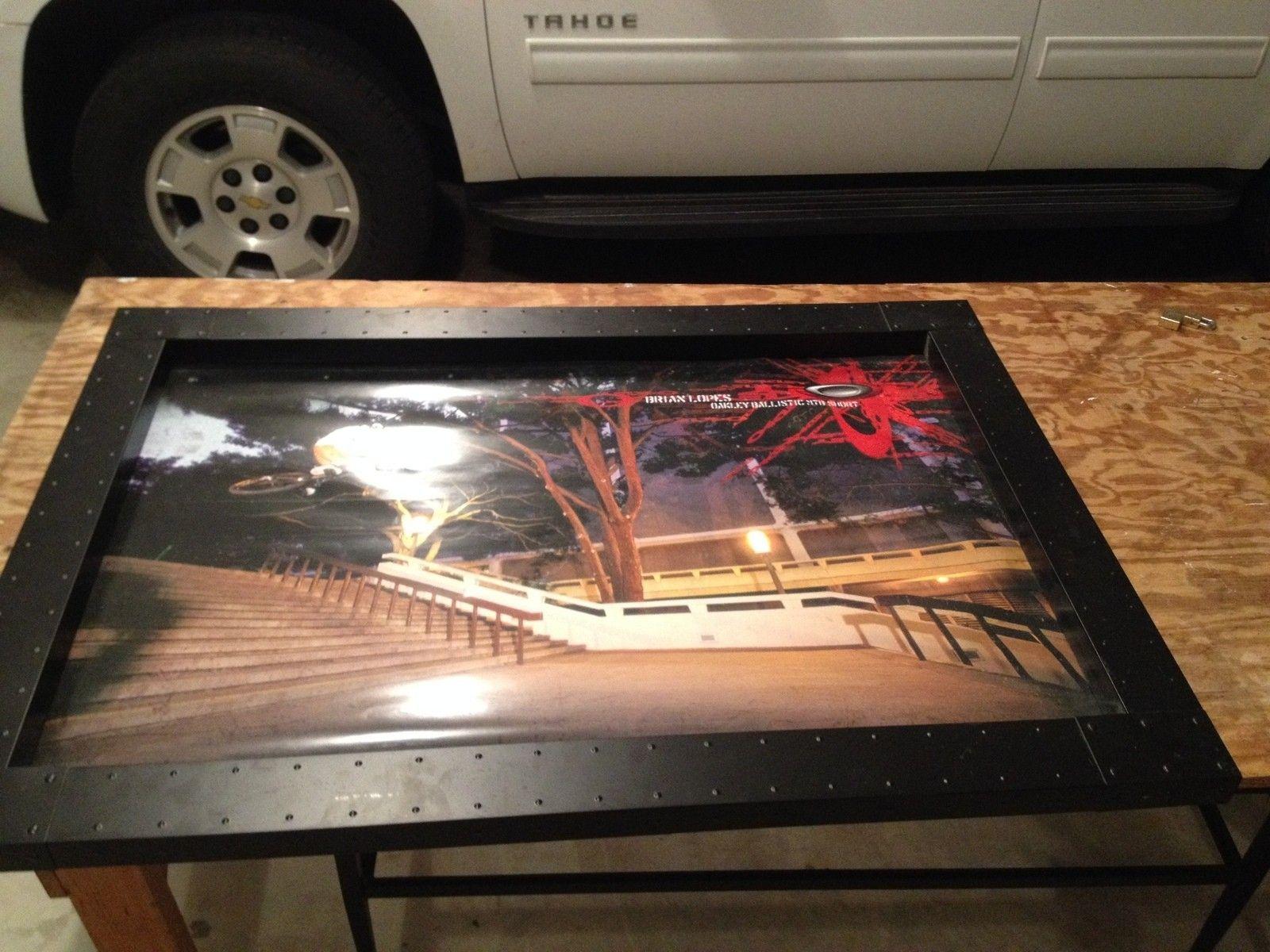Large Metal Poster Frame! $100 - IMG_5990.JPG