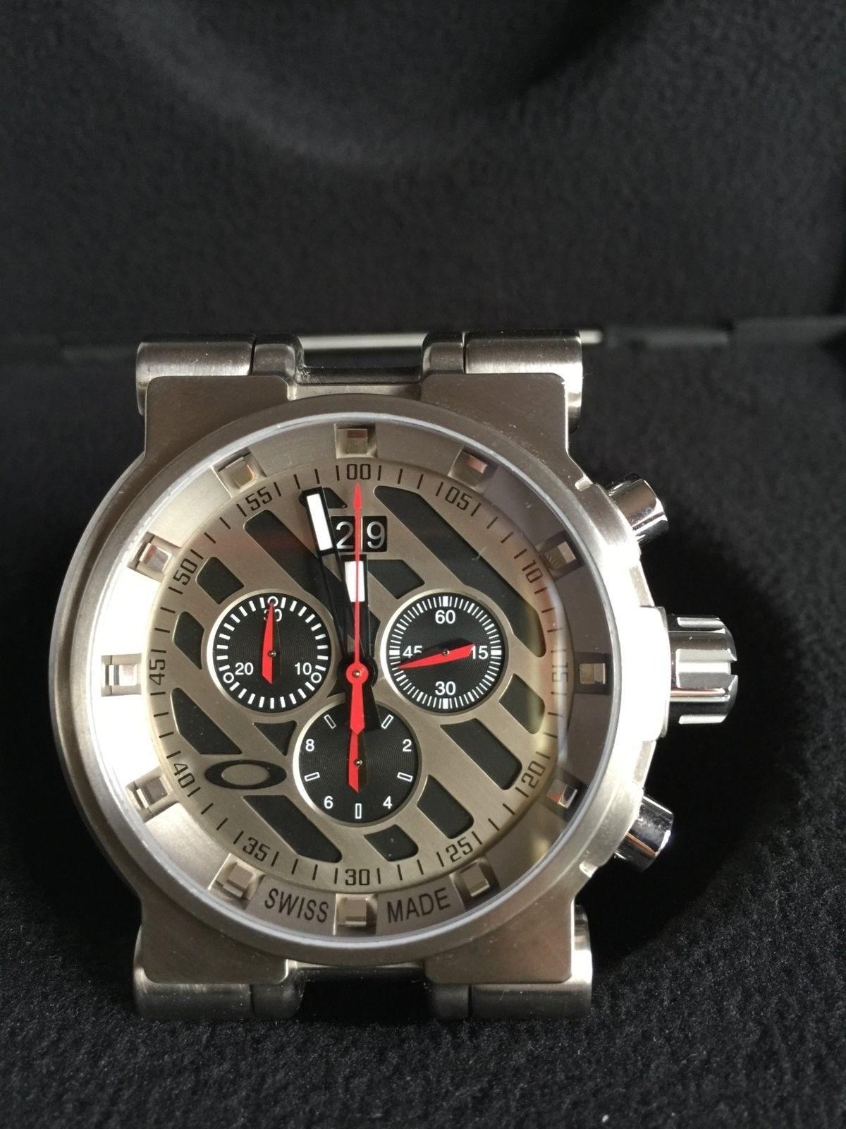 LNIB Black Dial Hollow Point watch - IMG_6063.JPG