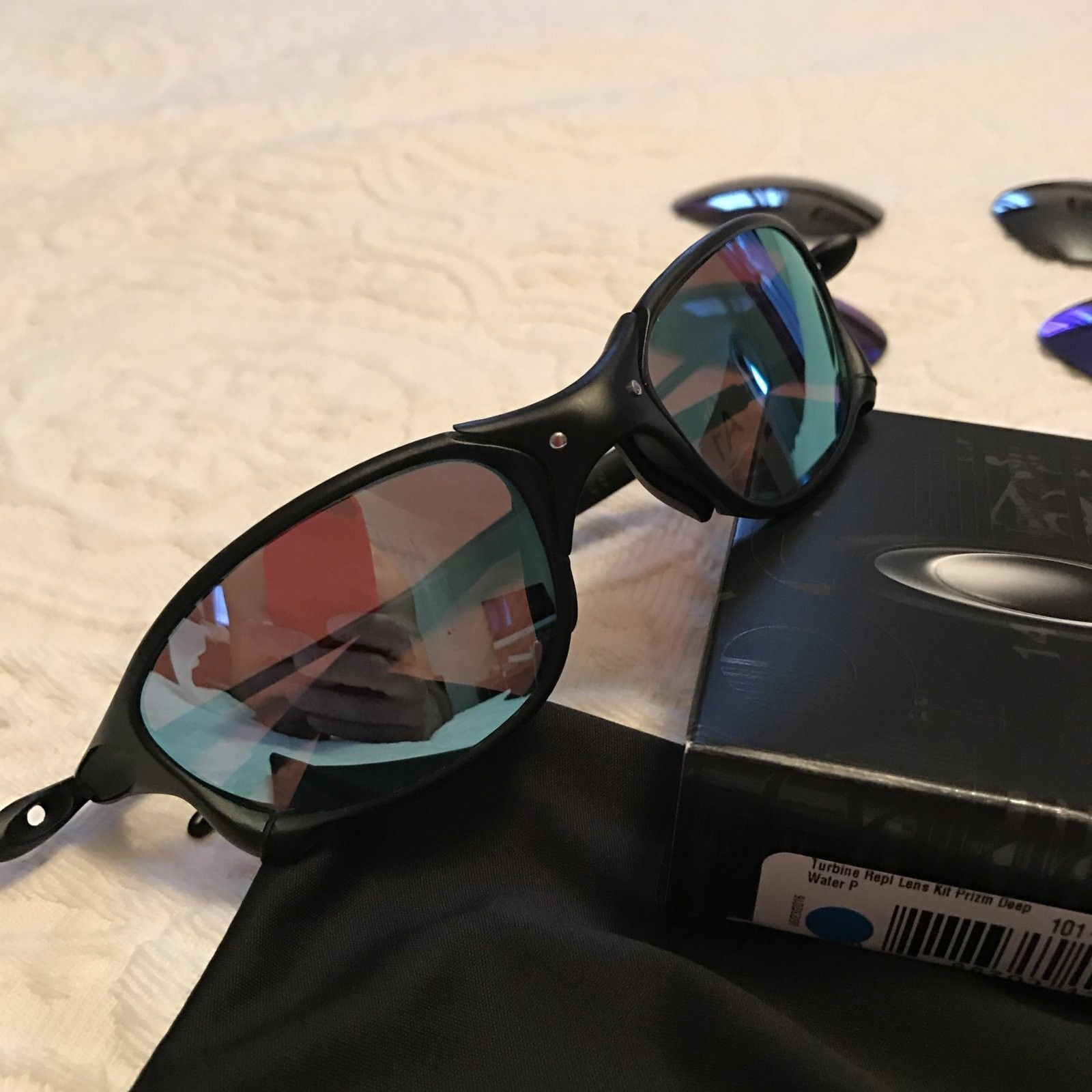 Stealth XX with sapphire polarized/ DWP and BI for R1 - IMG_6077.JPG