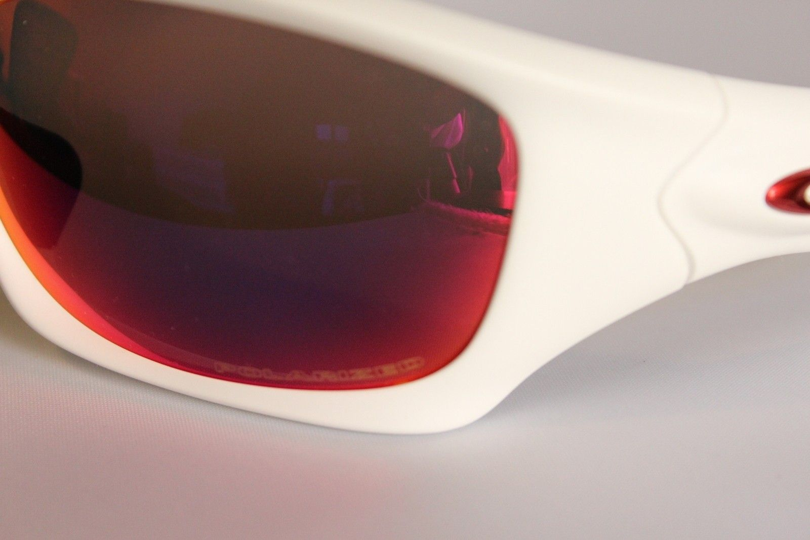 (2) Pit Bull Gunmetal FMJ/Fire & White/OO Red Polarized - IMG_6144.JPG