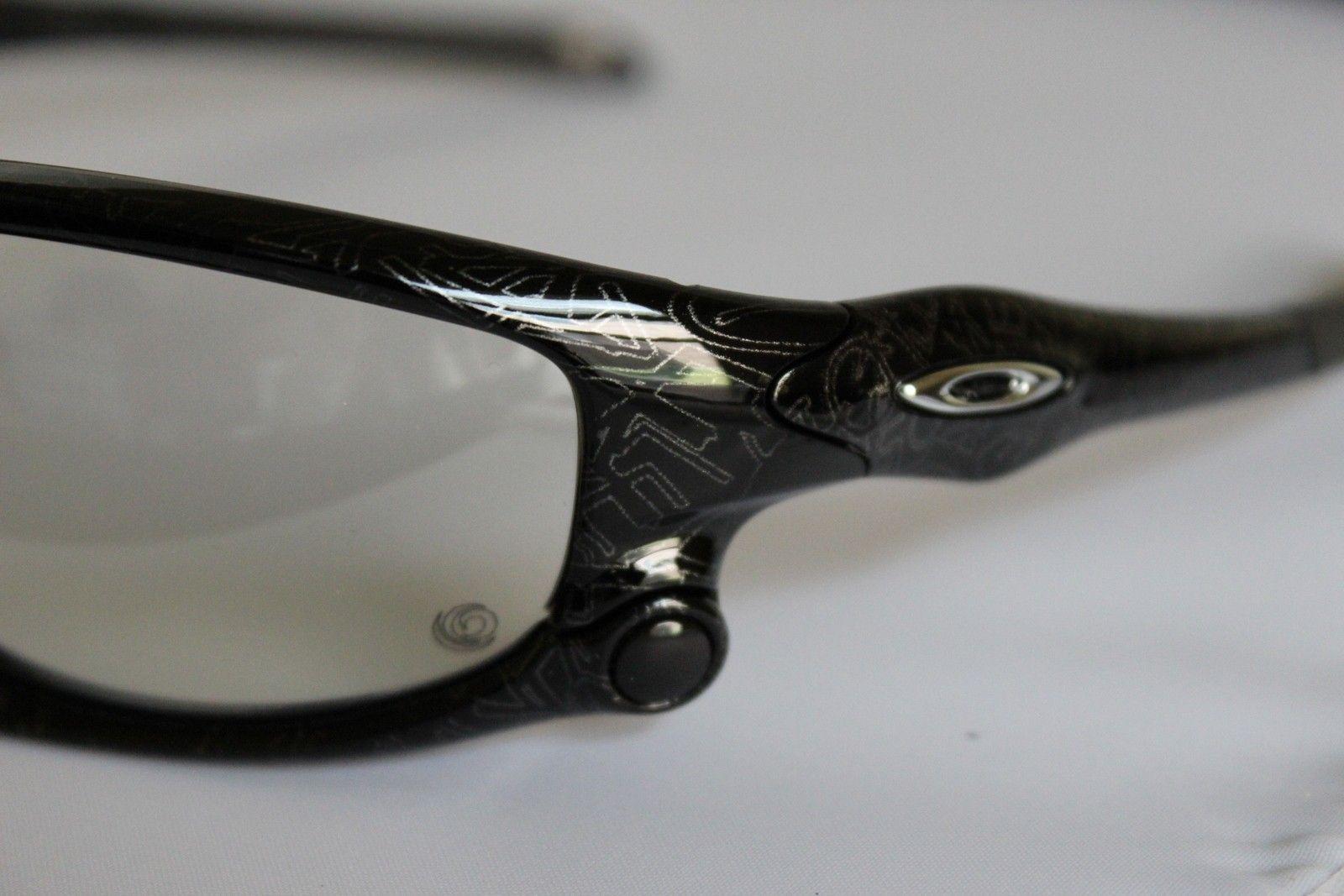 Split Jacket Black Silver Ghost Text OO9138-07 - IMG_6305.JPG