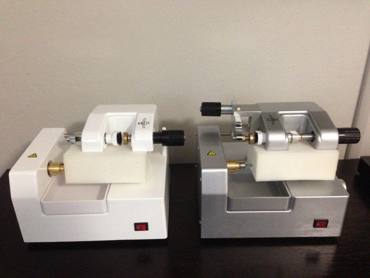 OPTICAL LENS PATTERN MAKER & LENS CUTTER MILLING MACHINE - IMG_6335.JPG