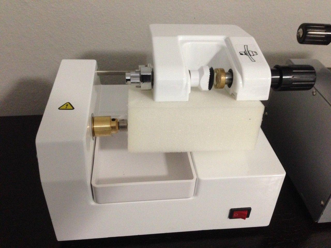 OPTICAL LENS PATTERN MAKER & LENS CUTTER MILLING MACHINE - IMG_6336.JPG