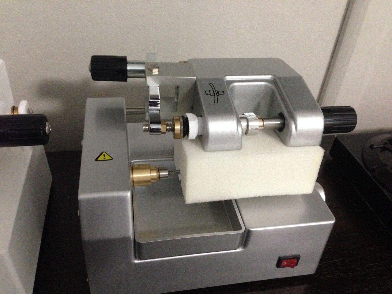 OPTICAL LENS PATTERN MAKER & LENS CUTTER MILLING MACHINE - IMG_6337.JPG