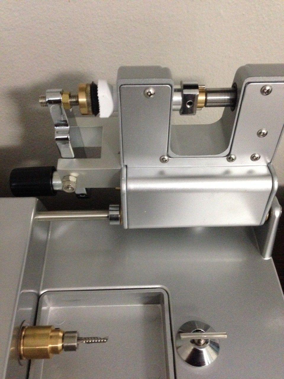 OPTICAL LENS PATTERN MAKER & LENS CUTTER MILLING MACHINE - IMG_6341.JPG