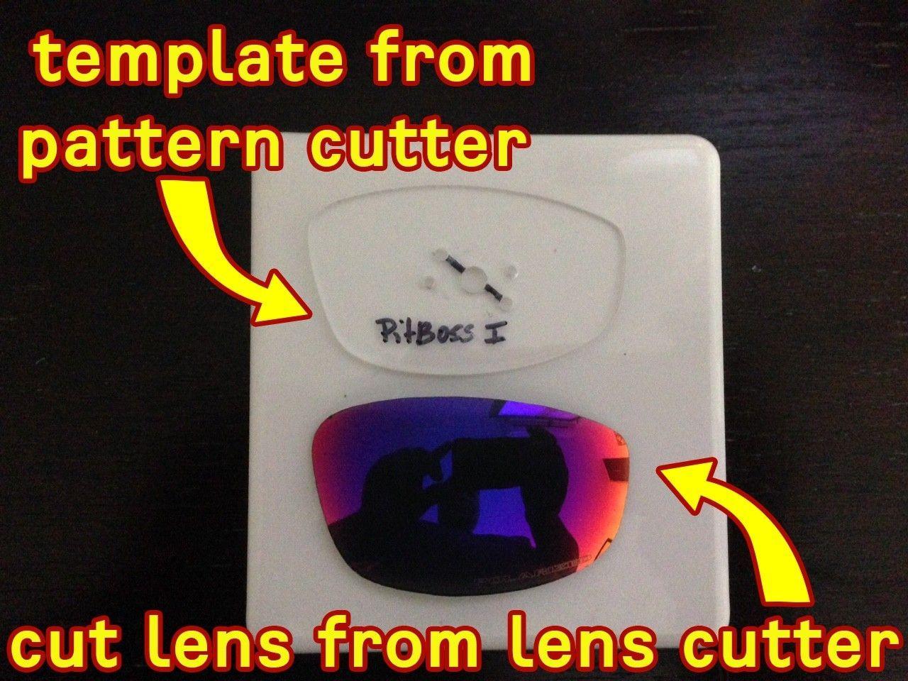 OPTICAL LENS PATTERN MAKER & LENS CUTTER MILLING MACHINE - IMG_6343a.jpg