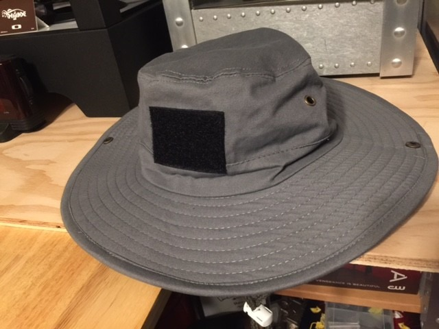 JPG The way an Oakley Bucket Hat should have been done!! - IMG 6461. f508bef21ad