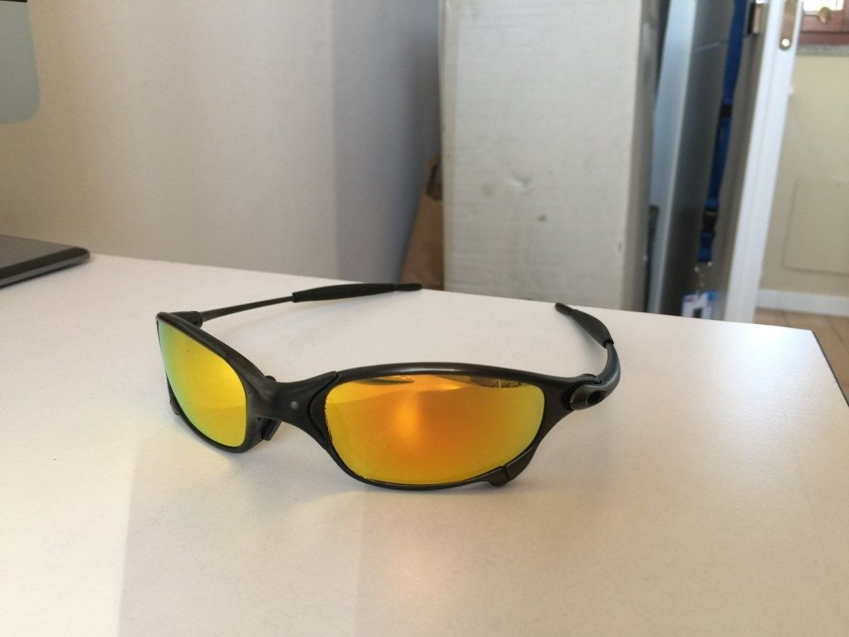 Oakley JULIET with a very low serial # - IMG_6464.JPG