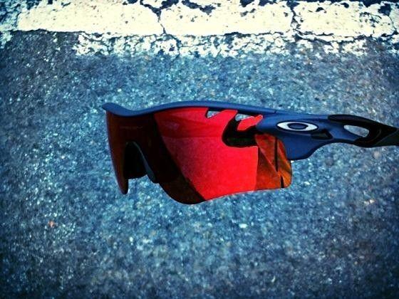 Got My Matte Grey Radarlock Frames - IMG_6482.jpg