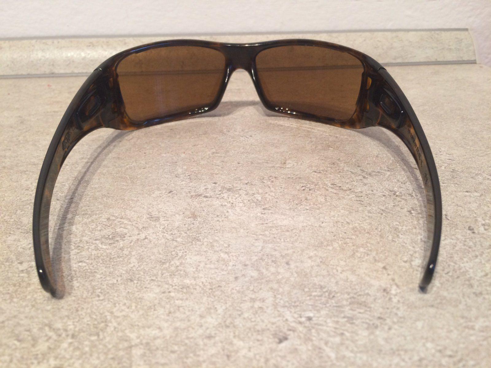 8b64bc8d34 Oakley Antix Brown Tortoise Dark Bronze Sunglasses  03-703 - IMG 6701.JPG